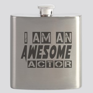 I Am Actor Flask