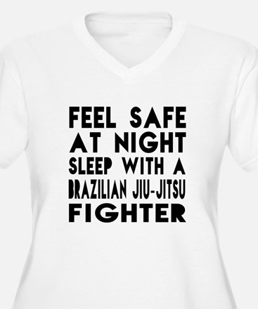 Feel Safe With Br T-Shirt