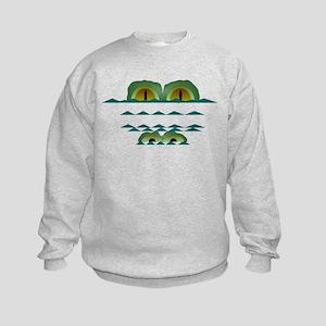 Big Croc Kids Sweatshirt