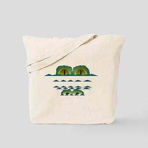 Big Croc Tote Bag