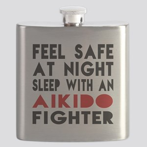 Feel Safe With Aikido Fighter Flask