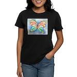 Butterfly Nymph Women's Dark T-Shirt