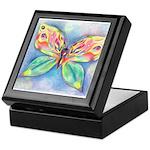 Butterfly Nymph Keepsake Box