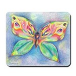 Butterfly Nymph Mousepad