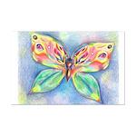 Butterfly Nymph Mini Poster Print