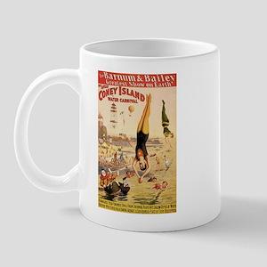 Coney Island Water Carnival Mug