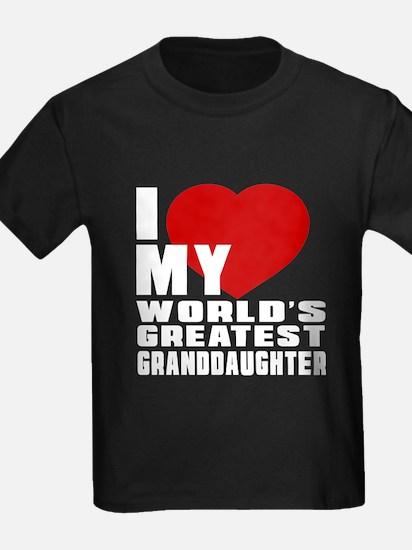 I Love My World's Greatest Grand T