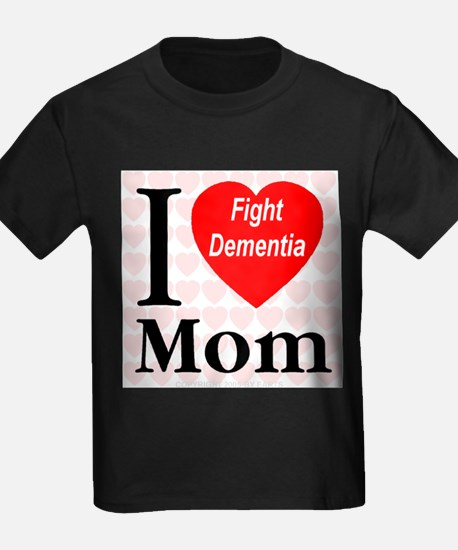 Fight Dementia Ash Grey T-Shirt