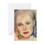 Portrait of A Lady Greeting Cards (Pk of 20)