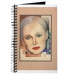 Portrait of A Lady (border) Journal