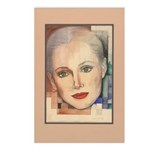 Portrait of A Lady Postcards (Package of 8)