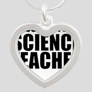 Trust Me, I'm A Science Teacher Necklaces