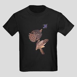 Cooper's Hawk Vintage Audubon Art T-Shirt