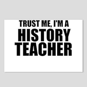 Trust Me, I'm A History Teacher Postcards (Package