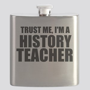 Trust Me, I'm A History Teacher Flask