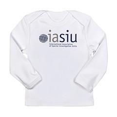 IASIU Logo Long Sleeve T-Shirt
