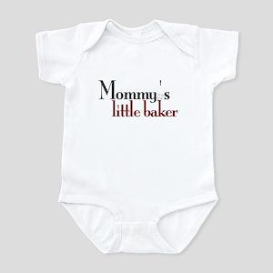 Mommy's Little Baker Infant Bodysuit