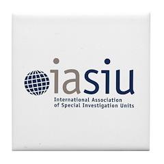 Iasiu Logo Tile Coaster