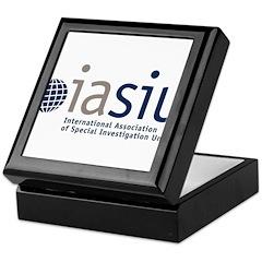 IASIU Logo Keepsake Box