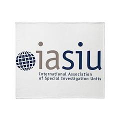 IASIU Logo Throw Blanket
