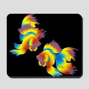 Palette Burst Mousepad