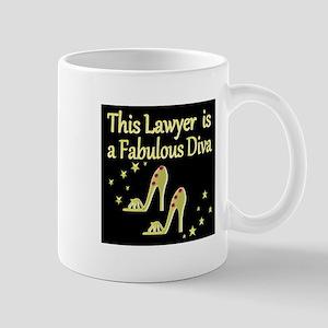 CHIC LAWYER Mug