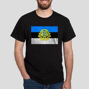 Estonia w/ coat or arms T-Shirt