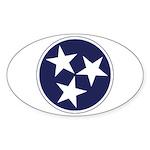 Tennessee Stars Sticker