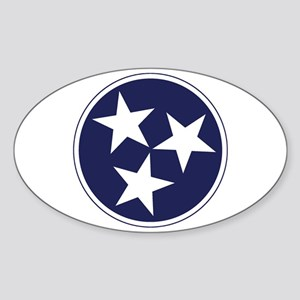 Tennessee Stars Sticker