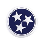 Tennessee Stars Button