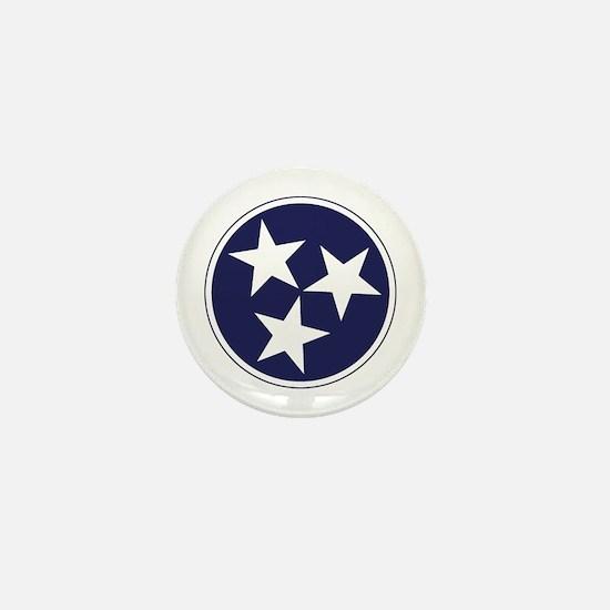 Tennessee Stars Mini Button