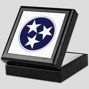 Tennessee Stars Keepsake Box