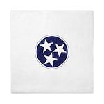 Tennessee Stars Queen Duvet