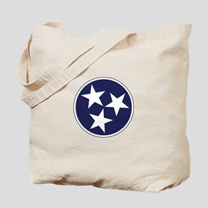 Tennessee Stars Tote Bag