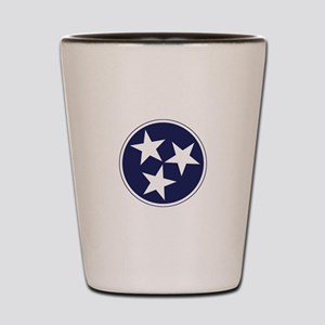 Tennessee Stars Shot Glass