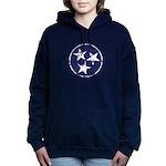 Vintage Tennessee Stars Women's Hooded Sweatshirt