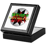 Morning Star - Herb Stash Keepsake Box