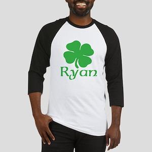 Ryan (shamrock) Baseball Jersey
