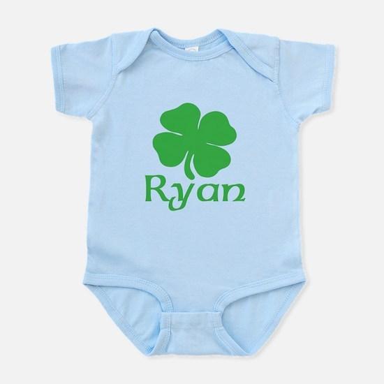 Ryan (shamrock) Infant Bodysuit