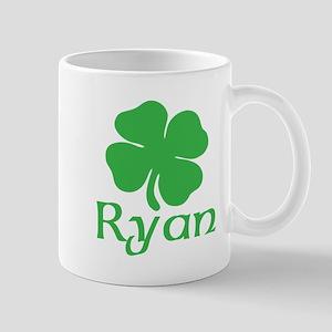 Ryan (shamrock) Mug
