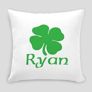Ryan (shamrock) Everyday Pillow