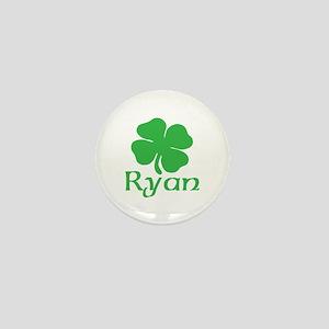Ryan (shamrock) Mini Button