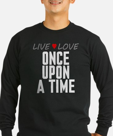 Live Love Once Upon a Time T
