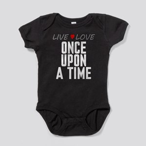 Live Love Once Upon a Time Baby Bodysuit