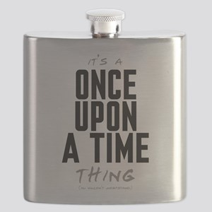 It's a Once Upon a Time Thing Flask