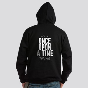 It's a Once Upon a Time Thing Dark Hoodie
