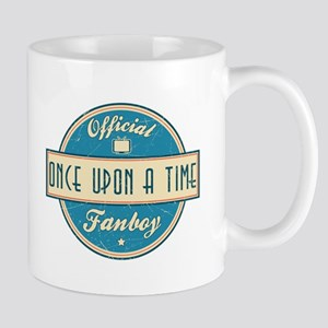 Official Once Upon a Time Fanboy Mug