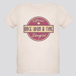 Official Once Upon a Time Fangirl Organic Kid's T-