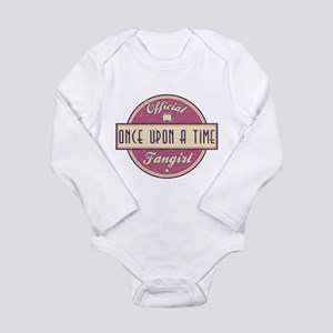 Official Once Upon a Time Fangirl Long Sleeve Infa