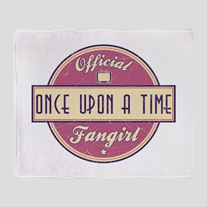 Official Once Upon a Time Fangirl Stadium Blanket